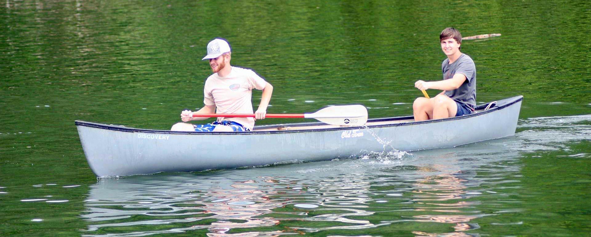 canoe renta